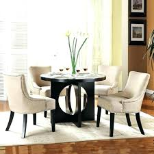 Round Dining Room Sets For 4 Chairs Set Under 400 Roo Muconnect Co