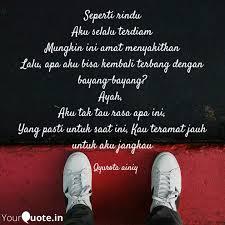 seperti rindu aku selalu quotes writings by qyurota ainiy