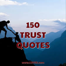 trust quotes and trust issues sayings messages