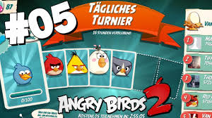 ANGRY BIRDS 2 deutsch #005 - TURNIER