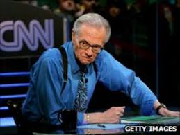 Larry King to end long-running US TV chat show - BBC News