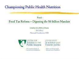 chioning public health nutrition