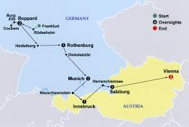 best of germany and austria tour