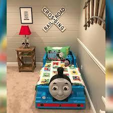 Cute Thomas Bedroom Thomas Bedroom Kid Room Decor Train Bedroom