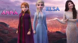 priyanka chopra introduces frozen s elsa and anna miliye is