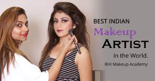 best indian makeup artist in the world