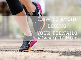 avoid losing your toenails