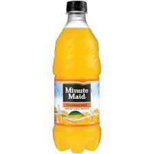 minute maid orangeade bottle 20 fl oz