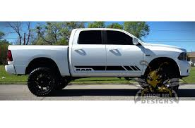 Dodge Ram 2500 Decals Graphics For Dodge Ram Decal Dodge Ram Vinyl
