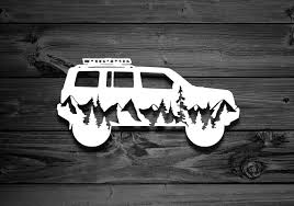 Mountain Vinyl Decal For Patriots Car Decal Mountain Etsy