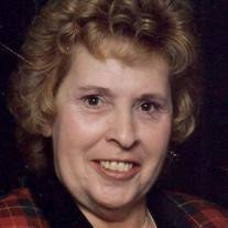 Sondra Sue Thompson Obituary - Visitation & Funeral Information