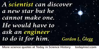 science and engineering quotes quotes on science and