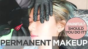 permanent makeup my eyeliner tattoo