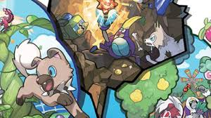 Pokemon Sun and Moon Starter Evolutions Detailed, Demo Coming Oct 18