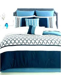 appealing dark blue comforter set queen