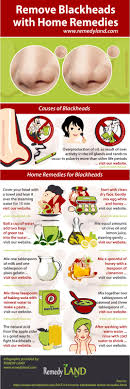 remove blackheads with home remes