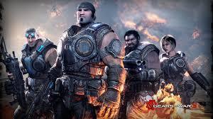 gears of war wallpaper 3 d d équipe