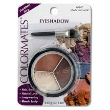 colormates shades of suede eye shadow