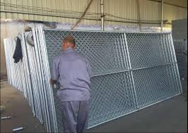 8 X12 Steel Construction Fence Panels Mesh Spacing 2 X2 63mmx63mm X 12 5ga Diameter Tubing 1 40mm 1 42mm 1 For Sale Construction Fence Panels Manufacturer From China 106877115