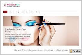 5 makeup artist wordpress themes free