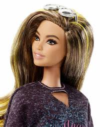 Búp Bê Thời Trang Fashionista Barbie - Rockstar FJF47/FBR37