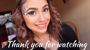 rave party fever makeup tutorial