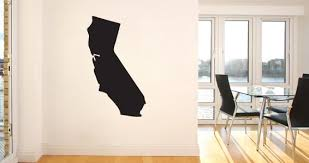 Us States Wall Decals Dezign With A Z