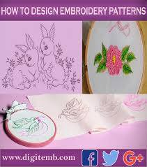 How To Design Embroidery Patterns by Ida Hill - issuu