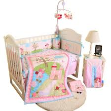 cotton for baby bedding set boy twin