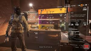 division 2 le update 9 release date