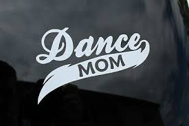 5 Inch Dance Mom Vinyl Decal Car Window Laptop Quality Oracle Vinyl 1 99 Picclick