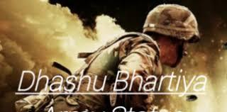 indian army love shayari atude