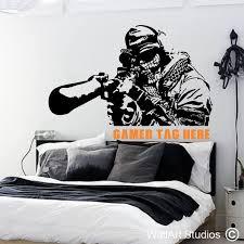 Gamer Wall Decals Gamer Wall Art Wallart Studios
