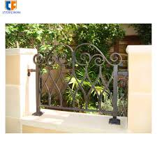 Philippines Hot Sale Simple Competitive Price Beautiful Steel Finishing Cast Iron Fence Buy 8x8 Fence Panels Corten Steel Panel Steel Vitreous Panel Product On Alibaba Com