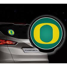 Oregon Ducks Light Up Power Decal Emblem Car Auto Walmart Com Walmart Com