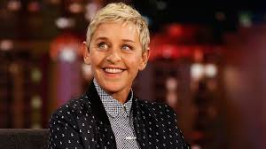 ellen degeneres wants to lift you up