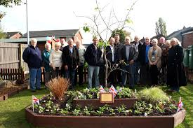 Opening of Allotment - Hindley Community Allotment and Garden Society