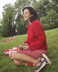 Polly Samson's Feet << wikiFeet