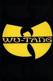 Amazon Com Wu Tang Logo With Word Vinyl 4 Wide Color Yellow Decal Laptop Tablet Skateboard Car Windows Stickers Computers Accessories