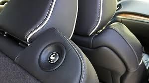 2017 acura mdx quick look rear seats