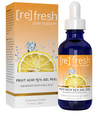 fruit acid 15 gel l with kojic