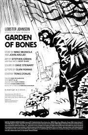 Lobster Johnson Garden of Bones Full ...