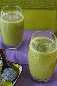weight loss basil seeds smoothie
