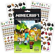 Minecraft Laptop Stickers Ultimate Set Bundle Includes 10 Premium Minecraft Decals For Room Decor Car Macbook Phone And 300 Minecraft Stickers Amazon Sg Electronics