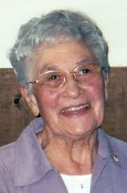 Obituary of Blanche Gertrude Smith