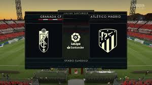 FIFA 20 La Liga Granada CF vs Atlético Madrid (Gameplay HD) - YouTube