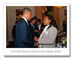 Equality Florida Executive Director Nadine Smith attends private dinner  with President Obama | Equality Florida