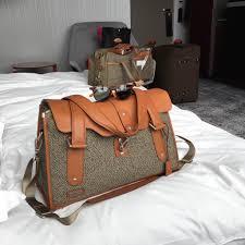 my favorite travel luge travel bag