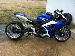 2007 suzuki gsxr 750 12 000 possible