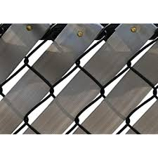 Amazon Com Pexco Fence Weave 250 Roll White Made In The Usa Garden Outdoor